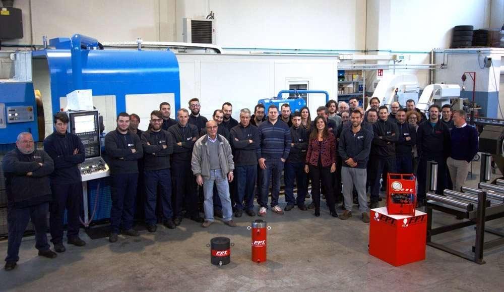 produttore di idraulica alta pressione