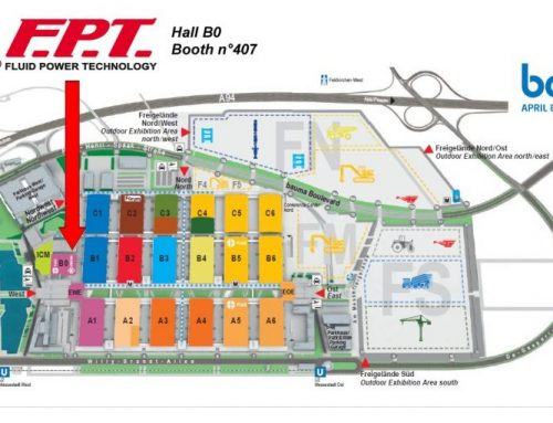 Visit FPT at BAUMA: the largest construction machinery trade fair in the world. 8-14 April 2019
