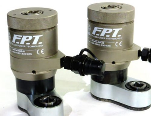 Compact hydraulic tensioners