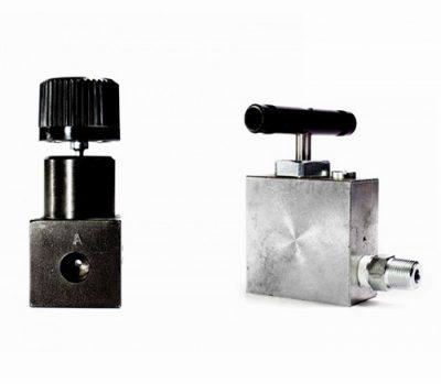 Valvole complementari di controllo portata e pressione