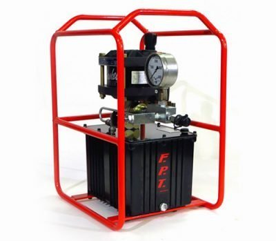 Air hydraulic pumps high pressure