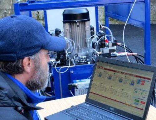 Sistemi di sollevamento sincrono FPT: progettazione e produzione di macchine speciali