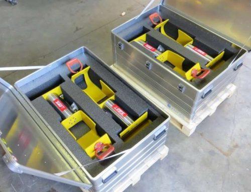 Cilindri FPT in acciaio inox per applicazioni subsea in Congo