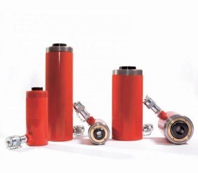 cilindri idraulici forati