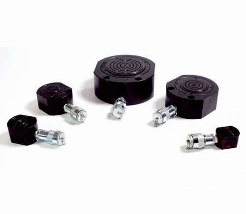 extra flat single acting cylinders
