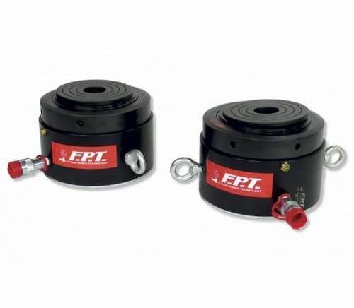 hydraulic cylinders lock nut low height