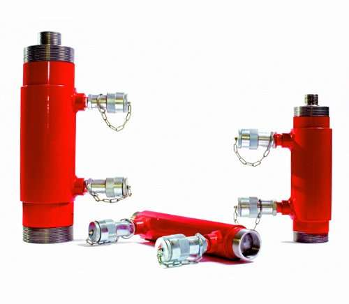hydraulic cylinders push pull