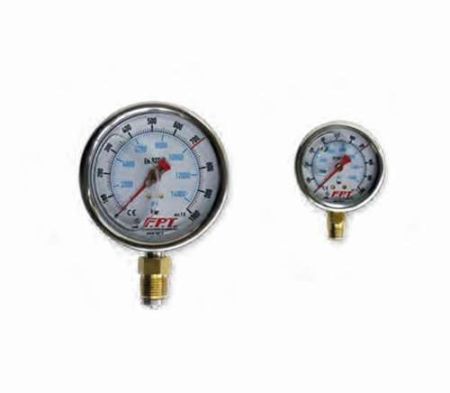 manometri alta pressione