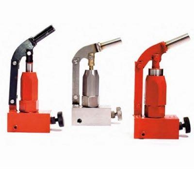 pompe a leva alta pressione acciaio inox