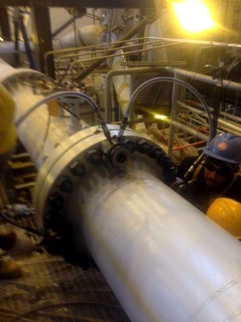 tensionatori idraulici serraggio flange