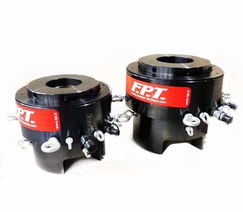 Hydraulic bolt tensioners with threaded insert- FPT Fluid
