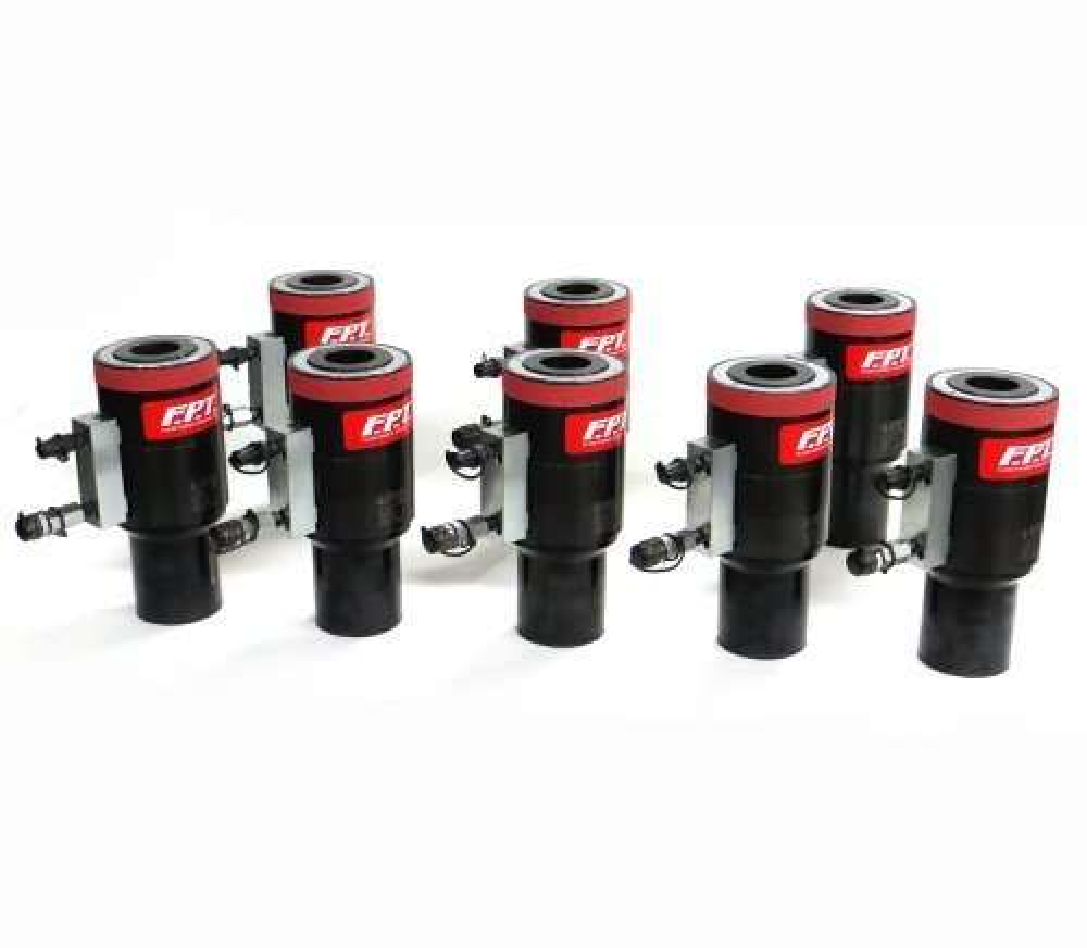 multi stage hydraulic bolt tensioners