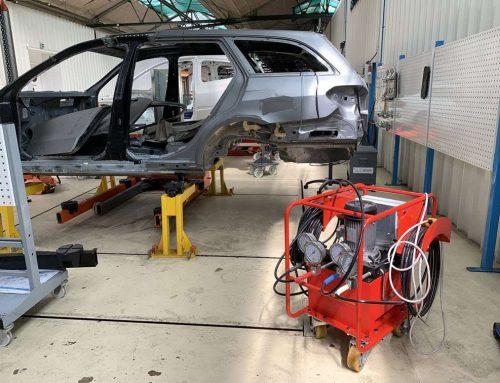 Centraline idrauliche con motore elettrico a 700 bar per il settore automotive