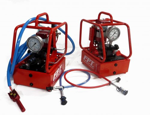 Air Hydraulic pumps