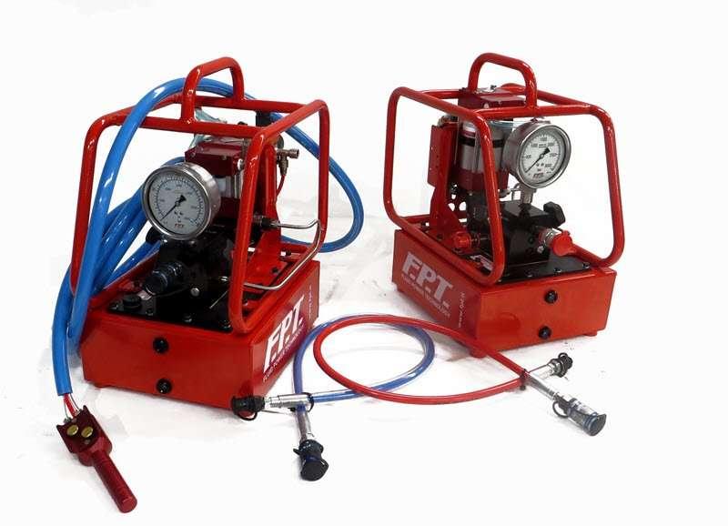 centralina pneumoidraulica alta pressione