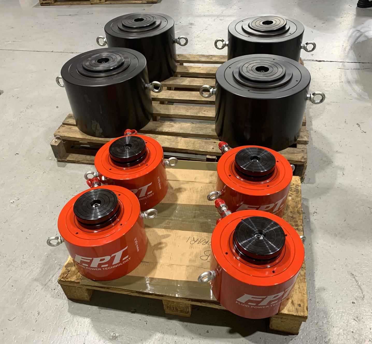 fpt fluid power technology cilindri